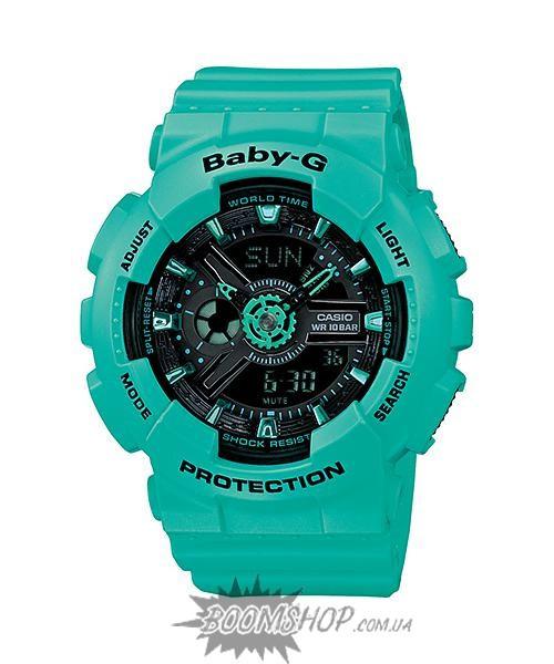 Женские часы Casio BA-111-3A