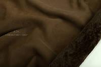 Мех дубленочный Rosado хаки