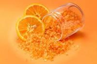 Соль мертвого моря с ароматом Апельсина  50 гр / 1 кг