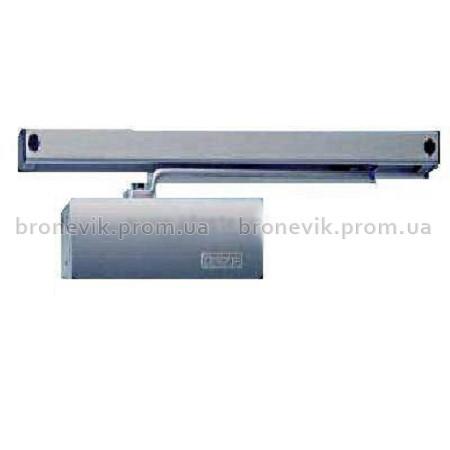 Доводчик Geze TS-1500 St сл (серебро)