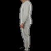 Утепленное нижнее белье мужское, цвет серый, фото 2