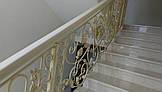 Коаные перила на лестницу модель №1, фото 2