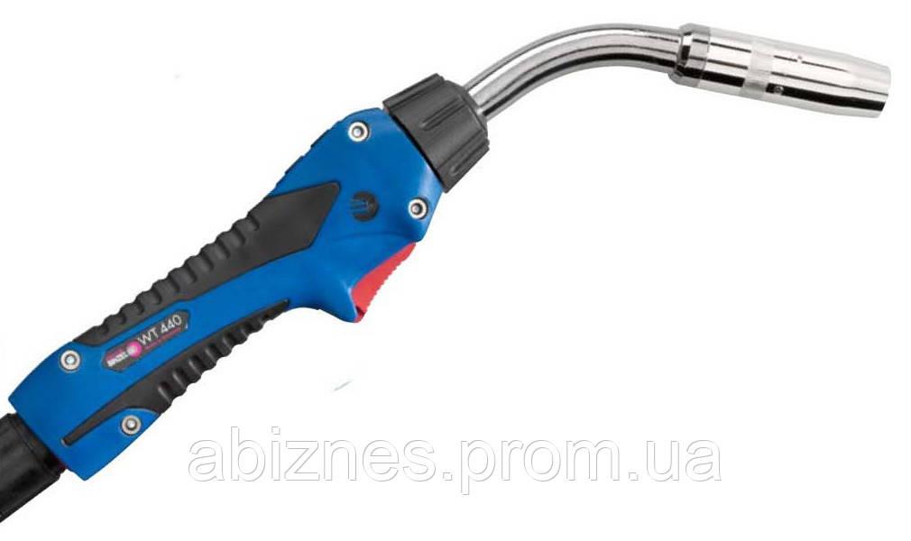 Горелка сварочная ABIMIG WT 440 PVC 4 м WZ-2 для полуавтоматов