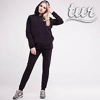 721203f4f9e1 Зимний спортивный костюм женский черный от бренда ТУР размер S, M