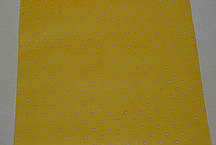Обои для стен дитячі детские шпалери жовті сердечки в дитячу паперові  0,53*10м,, ограниченное количество, фото 2
