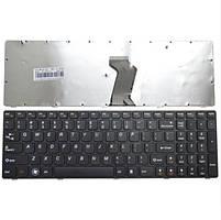 Клавиатура для Lenovo G580 G585 G590 Z580 Z580A Z585 G590 и др. RU черная