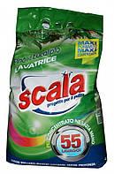 Сыпучий порошок для ручной и машинной стирки Scala Lavatrice Pino ed Eucalipto 3960 gr