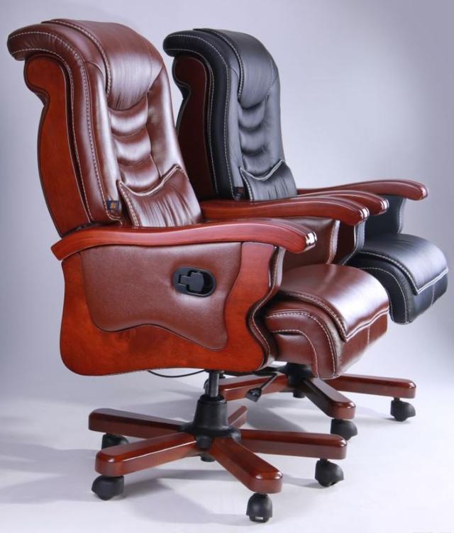 Кресло Монреаль HB Кожа Люкс комбинированная (675-B+PVC) ассортимент (Фото 4)