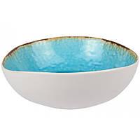 Салатник - 19 х 17,5 х 6 см, Голубой (Cosy&Trendy) Laguna Azzurro