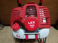 Мотобур LEX GD520(буровая установка Чехия gd520 посадка деревьев кустарников установка ограждений)
