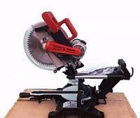 🔴Пила торцовочная торцовка LEX LXCM212(дисковая протяжкой торцевая дереву станок комбинированная углорез угловая)