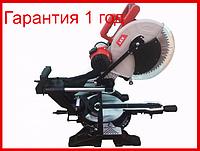 🔴Пила торцовочная торцовка LEX LXCM212 / Гарантия 1 год(дереву протяжкой угловая комбинированная станок углорез торцевая дисковая)