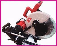 🔴Пила торцовочная торцовка • LEX LXCM212 • Лазерный указатель: Есть(комбинированная станок углорез торцевая дереву протяжкой угловая дисковая)