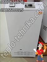 Котел газовый напольный дымоходный Колви (ЭвроТерм 16 ТВ) с водоподогревом