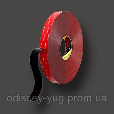 Двусторонняя клейкая лента 3M™ VHB 5952F ( 9 мм. х 5 м  х 1.1 мм). Автомобильный скотч.5952