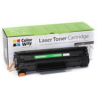 Картридж ColorWay для HP:CB435A/CB436A/CE285A (CW-H435/436M)