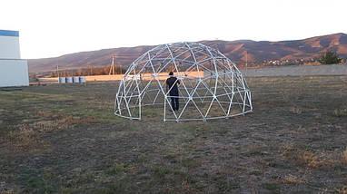 Металеві купольні конструкції., фото 2