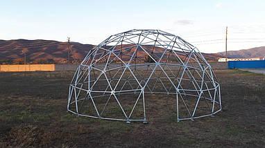 Металлические купольные конструкции., фото 3
