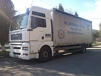 Автомобильные грузоперевозки до 8 тонн
