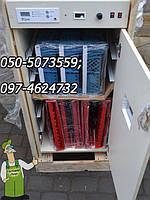 Автоматический инкубатор для  280 куриных яиц,  с регулировкой влажности, в комплекте с выводными лотками, фото 1