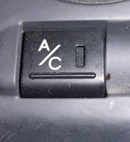 Кнопка включения кондиционера Hyundai Getz 972591C000