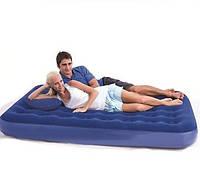 Двуспальный надувной матрас Bestway 67374 (203х152х22 см)