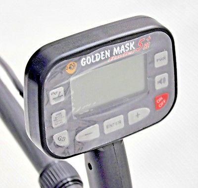 Металлоискатель Golden Mask 5+ SE light