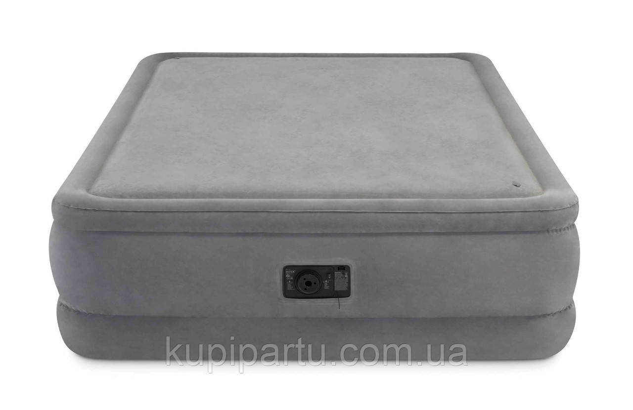Надувная двуспальная кровать 152х203х51 Intex 64470