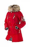 Зимняя женская куртка N-3B Vega Parka Blue Metallic (Thinsulate) AIRBOSS, фото 4