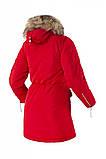 Зимняя женская куртка N-3B Vega Parka Blue Metallic (Thinsulate) AIRBOSS, фото 5
