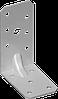 Угловая пластина разносторонняя, с ребрами жесткости 91х52х76х3,0