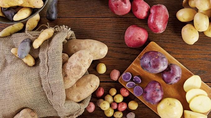 Невероятные приключения картошки