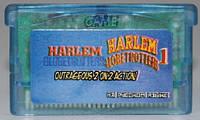 """Картридж на GBA """"HARLEM GLOBETRUTTERS"""""""