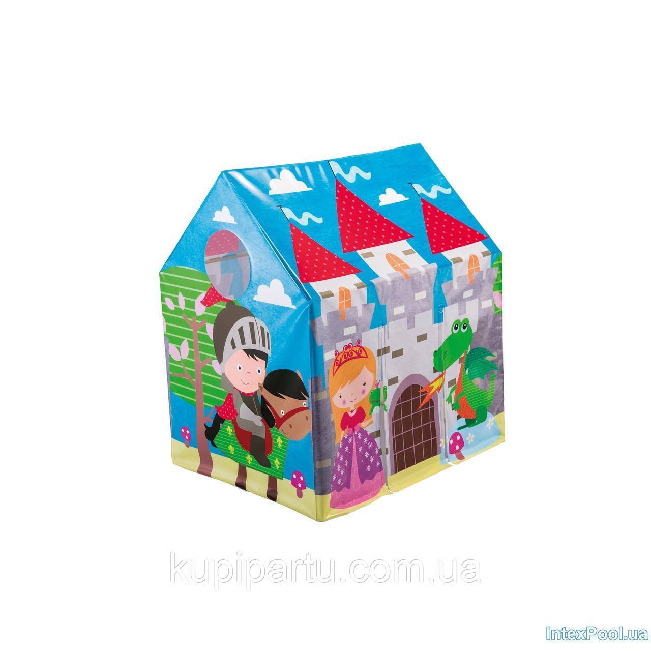 Игровой домик Intex Джунгли (45642) 95-75-107 см