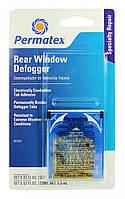 Permatex Электропроводный клей для контактов обогревателя заднего стекла 21351