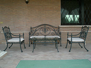 Садовый Диван Glicine. Италия.