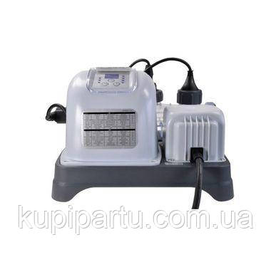 Фильтр Хлоргенератор Intex 54602 (56602) Krystal Clear Saltwater System киев