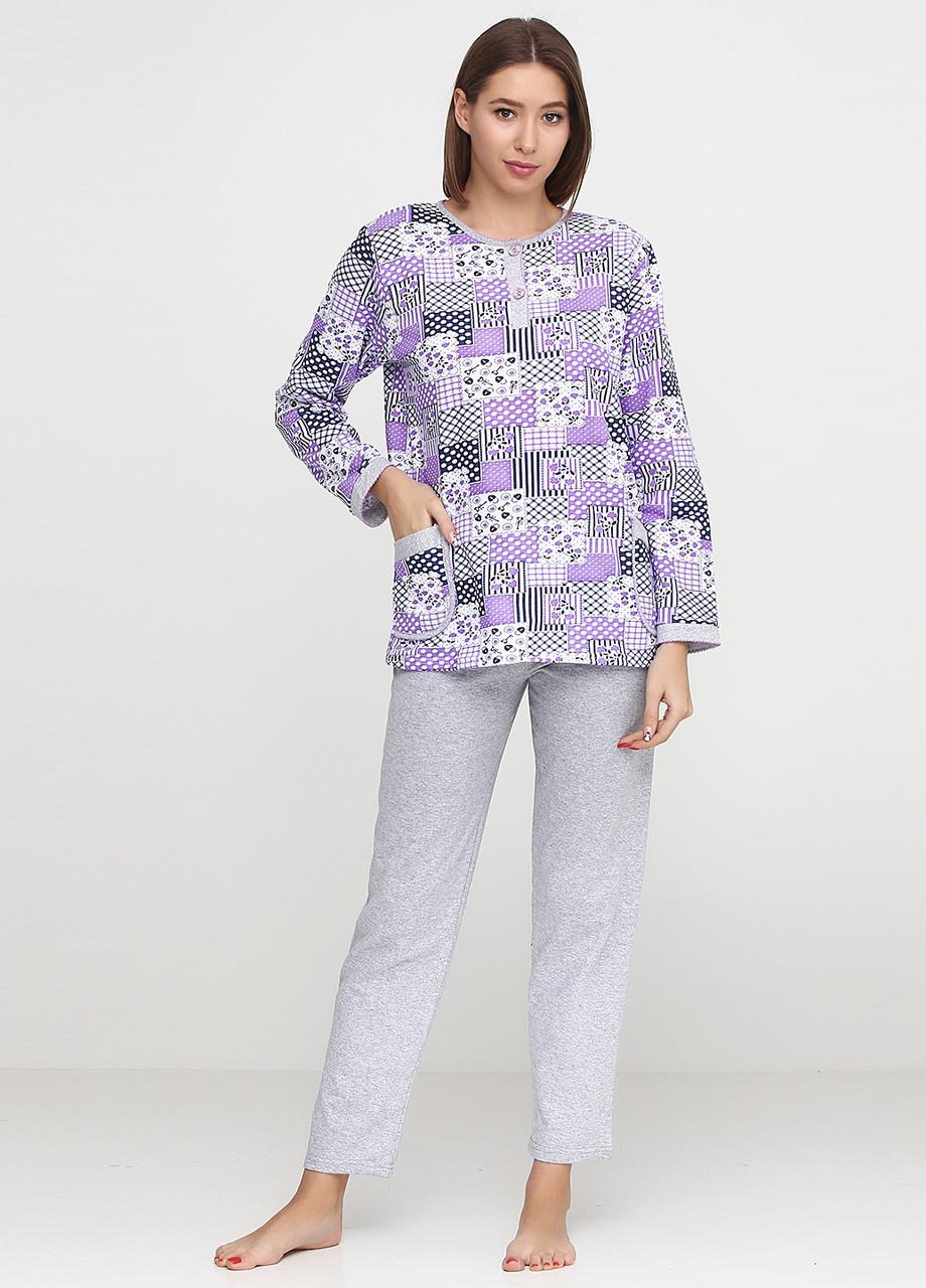 6a50dc126b976 Женская Пижама с Начесом — в Категории