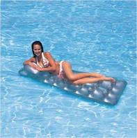 Надувной пляжный матрас для плавания Intex 58894 прозрачный КИЕВ