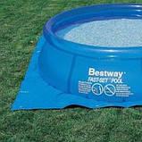 Покрытие под бассейн 58002(Размер: 3,96м х 3,96м), фото 3