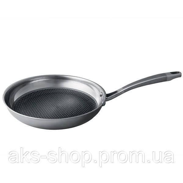 Профессиональная сковорода с индукционным дном 24см Maestro MR-1224-24