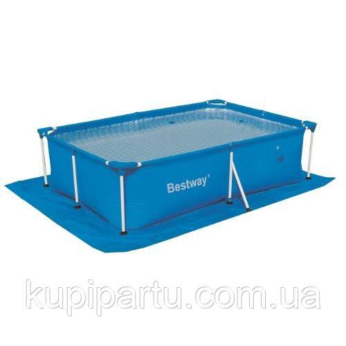 Подстилка для защиты чаши бассейна 2,3х3,3м Bestway 58101