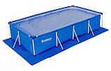 Подстилка для защиты чаши бассейна 2,3х3,3м Bestway 58101, фото 2
