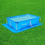Подстилка для защиты чаши бассейна 2,3х3,3м Bestway 58101, фото 5