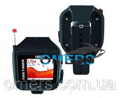 Беспроводной наручный эхолот часы Lucky FF518