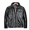 Мужская куртка из натуральной кожи. (01321)