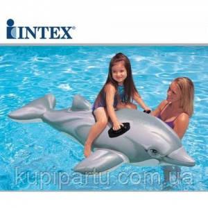 """Надувная игрушка """"Дельфин"""" Intex 58535 Купить надувную игрушку 58535"""