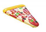 44038 BW Надувной матрас для плавания Пицца,188 х 130 см, фото 5