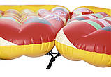 44038 BW Надувной матрас для плавания Пицца,188 х 130 см, фото 6