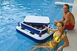 Охлаждающий бар надувной Mega Chill 2 Intex 58821, фото 3